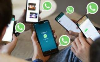 Layanan WhatsApp Catat Rekor Tertinggi saat Malam Tahun Baru - JPNN.com