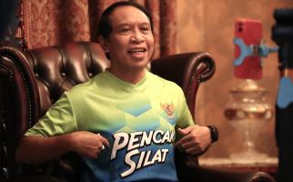 Ngabuburit Ala Menpora bersama Pemeluk Jokowi dan Prabowo di Asian Games - JPNN.com