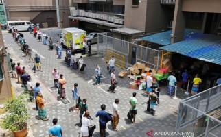 COVID-19 Menggila di Singapura, Lagi-Lagi Korbannya Pekerja Migran - JPNN.com