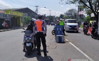 Operasi Ketupat Jaya 2021: 24.477 Kendaraan Diputar Balik, Sepeda Motor Paling Banyak - JPNN.com