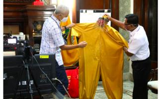 Hebat, Warga Binaan Jateng Buat APD untuk Bantu Para Tenaga Medis - JPNN.com