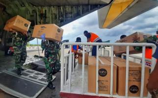 Kolonel Andi Wijanarko: TNI AU Distribusikan 5.000 APD untuk Kepri - JPNN.com