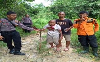 Mukjizat! 2 Hari Hilang di Hutan, Kakek 100 Tahun Sehat Walafiat - JPNN.com