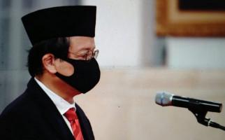 Resmi Pimpin PPATK, Dian Ediana Bersumpah Jaga Rahasia - JPNN.com