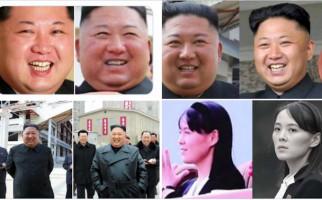 Sepertinya Itu Bukan Kim Jong-un Asli, Ayo Cermati Perbandingan Fotonya - JPNN.com