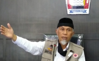 Mahyeldi Ansharullah-Audy Joinaldy Resmi jadi Peraih Suara Terbanyak di Pilgub Sumbar - JPNN.com