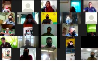 Semangat Petani Hutan tak Kendur, Ikut e-Learning KLHK Sambil Menunggu Istri Melahirkan - JPNN.com