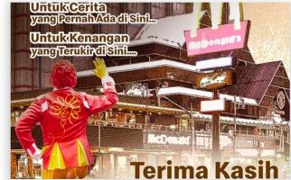 Warga Ramai Kumpul di Sarinah Saat McD Tutup, ada yang Ditahan? - JPNN.com