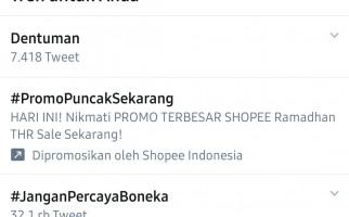 Heboh Soal Suara Dentuman di Jawa Tengah, Trending Topic di Twitter - JPNN.com