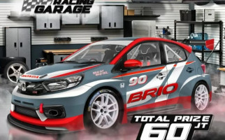 Honda Brio Virtual Modification 2020 Optimistis Dapat Antusias Tinggi - JPNN.com