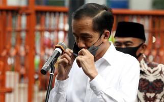 Jokowi: Jadikan Momen Pandemi Covid-19 untuk Mencintai Produk Dalam Negeri - JPNN.com