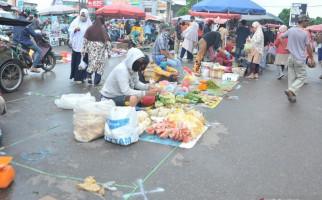 Pasar Tradisional di Palu Sudah Kembali Normal - JPNN.com