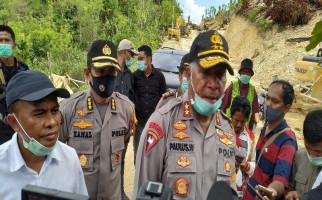KKB Menantang TNI-Polri, Bikin Markas di Distrik Tembagapura - JPNN.com