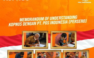Tingkatkan Layanan Keuangan, KSP Nusantara Gandeng PT Pos Indonesia - JPNN.com