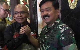 Respons Petrus Terkait Rencana Pelibatan TNI Dalam Mengatasi Aksi Terorisme - JPNN.com
