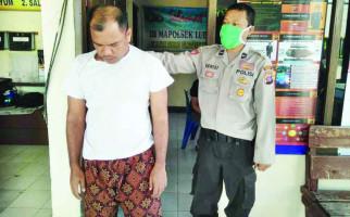 1 Tahun Buron, Metro Soriko Ditangkap Sedang Menonton TV - JPNN.com