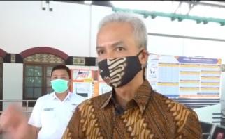 Minta Tutup Pusat Perbelanjaan dan Mal yang Bandel, Ganjar: Kondisi sudah Kritis - JPNN.com