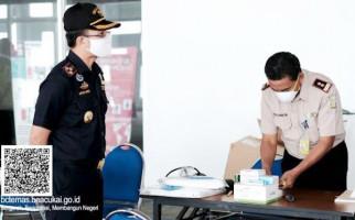 Bea Cukai Tanjung Emas Siap Menerima Kedatangan PMI di Tengah Pandemi - JPNN.com