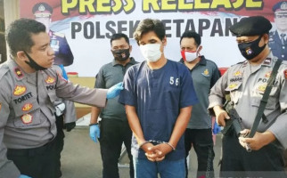 Buronan Kasus Pembunuhan Ditangkap, Tuh Wajah Pelaku - JPNN.com