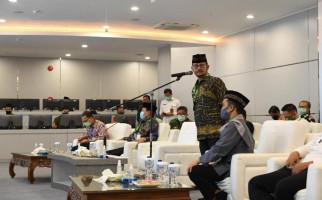 Gelar Halal Bihalal Virtual Kementan, Mentan SYL Minta Pegawai Tancap Gas Kawal Pangan - JPNN.com