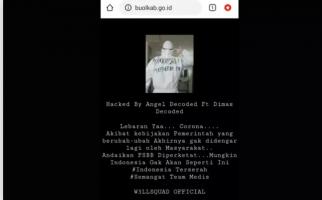 Situs Pemkab Diretas Hacker, Tulisannya Indonesia Terserah - JPNN.com