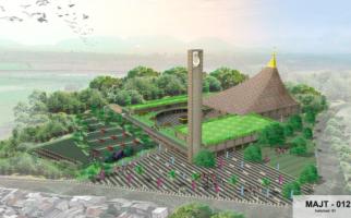 Selamat! Inilah Pemenang Sayembara Desain Masjid Agung Jawa Tengah - JPNN.com