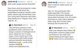Disindir Rizal Ramli, Addie MS Langsung Bereaksi, Simak Kalimat Balasannya - JPNN.com