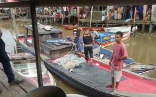 5 Perompak Bersenpi Bajak Kapal Warga Australia di Perairan OKI - JPNN.com