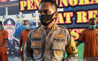 Pria di Cirebon Ditangkap Densus - JPNN.com