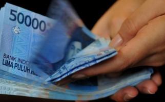 AH Terkena OTT, Barang Bukti Uang Rp 1,05 Juta - JPNN.com