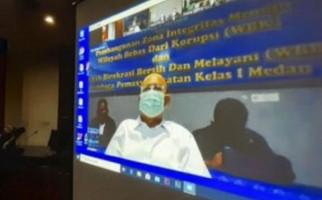 Tok, Tok, Tok… Wali Kota Nonaktif Medan Divonis 6 Tahun Penjara, Hak Politik Dicabut - JPNN.com
