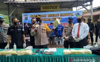 Tak Ada Ampun, Bandar Narkoba Langsung Ditembak Mati di Kota Medan - JPNN.com
