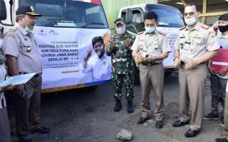 Mentan SYL Lepas Ekspor 6 Komoditas Pertanian Jabar - JPNN.com