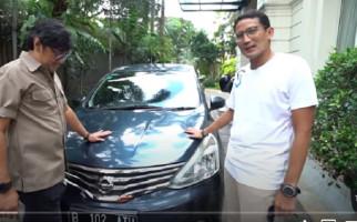 3 Berita Artis Terheboh: Koleksi Mobil Sandiaga Uno Bikin Kaget, Ustaz Solmed Bicara Kiamat - JPNN.com