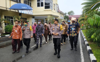 Sambut New Normal, Begini Pesan Danlanal Palu Kolonel Laut Rahadian - JPNN.com