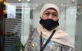 Doa Khofifah Untuk Hasyim Wahid - JPNN.com
