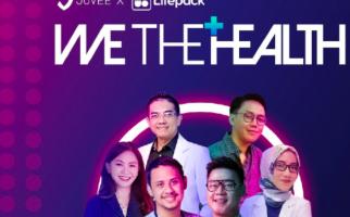 Perdana di Indonesia, Jovee & Lifepack Gelar We The Health - JPNN.com