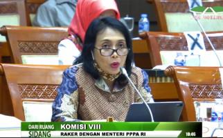 Menteri Bintang Minta Dukungan DPR - JPNN.com