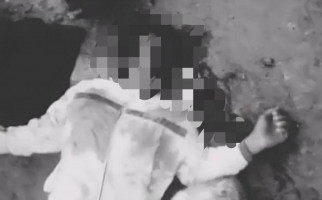 Begal Sadis Beraksi, Pengendara Tewas Bersimbah Darah Diterjang Peluru - JPNN.com