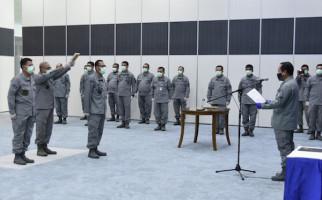 Sah! Kolonel Laut Mulyono Resmi Jadi Inspektur Bakamla RI - JPNN.com