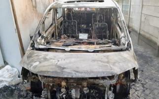 Status Terkini Pembakar Mobil Mewah Via Vallen, Siap-Siap.. - JPNN.com