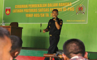 Sinergi Bea Cukai Tegal dan Pamtas RI-Malaysia Awasi Perbatasan - JPNN.com