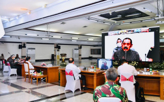 Beri Arahan soal COVID-19, Jokowi Tekankan Pengelolaan Gas dan Rem - JPNN.com