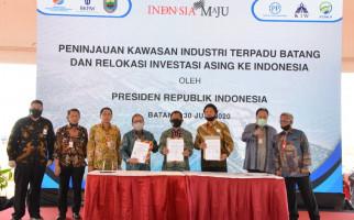 PT PP Lakukan MoU Pengembangan Kawasan Industri Batang - JPNN.com