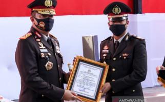 Tolak Laporan Anak Durhaka, Kasat Reskrim Terima Penghargaan Kapolda NTB - JPNN.com