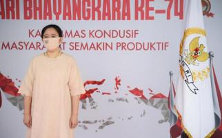 Ketua DPR RI Bikin Kejutan Saat HUT ke-74 Bhayangkara, Luar Biasa! - JPNN.com