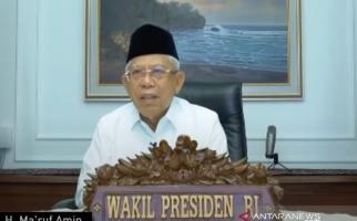 Kepada Seluruh Anggota Polri, Ini Pesan dari Wapres Ma'ruf Amin - JPNN.com