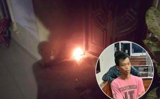 Rumah Pelda Sugiman Dibom Molotov, Ternyata Ini Penyebabnya - JPNN.com