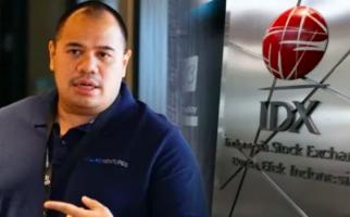 Ini 3 Fakta tentang Keponakan Luhut yang Jadi Komisaris di Bursa Efek Indonesia - JPNN.com