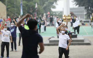 Kemenpora Gelar Lomba Senam SAH dan Duilah - JPNN.com